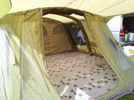 Vango Lumen 600XL Inflatable family tent.