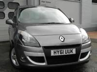 Renault Scenic 1.5 dCi 110 Dynamique TomTom 5dr (grey) 2011