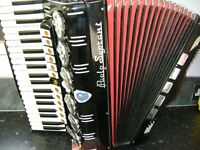 paolo soprani 120 bass piano accordion
