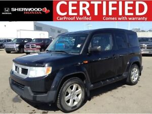 2009 Honda Element EX AWD | MINT | CERTIFIED