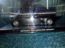 Batman dc diecast car animated series