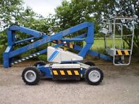Euro Access 13 Meter Self Propelled Cherry Picker