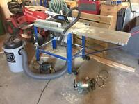 3hp site saw with hover