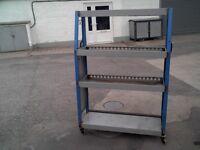Tool storage - van racking