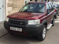 Land Rover Freelander 1.8 Petrol Kalahari