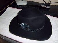 "Hat, Genuine Australian ""Cowboys"" hat"