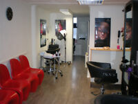 Aberdeen Unisex Hairdressser Business For Sale