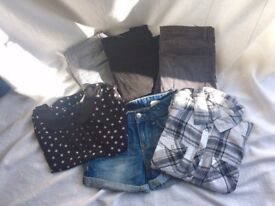 H&M girls clothes bundle