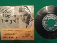 "Elvis Presley ""Good Rockin Tonight' EP - 1957"