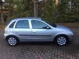 Vauxhall Corsa 1.4 twinport registered May 2006