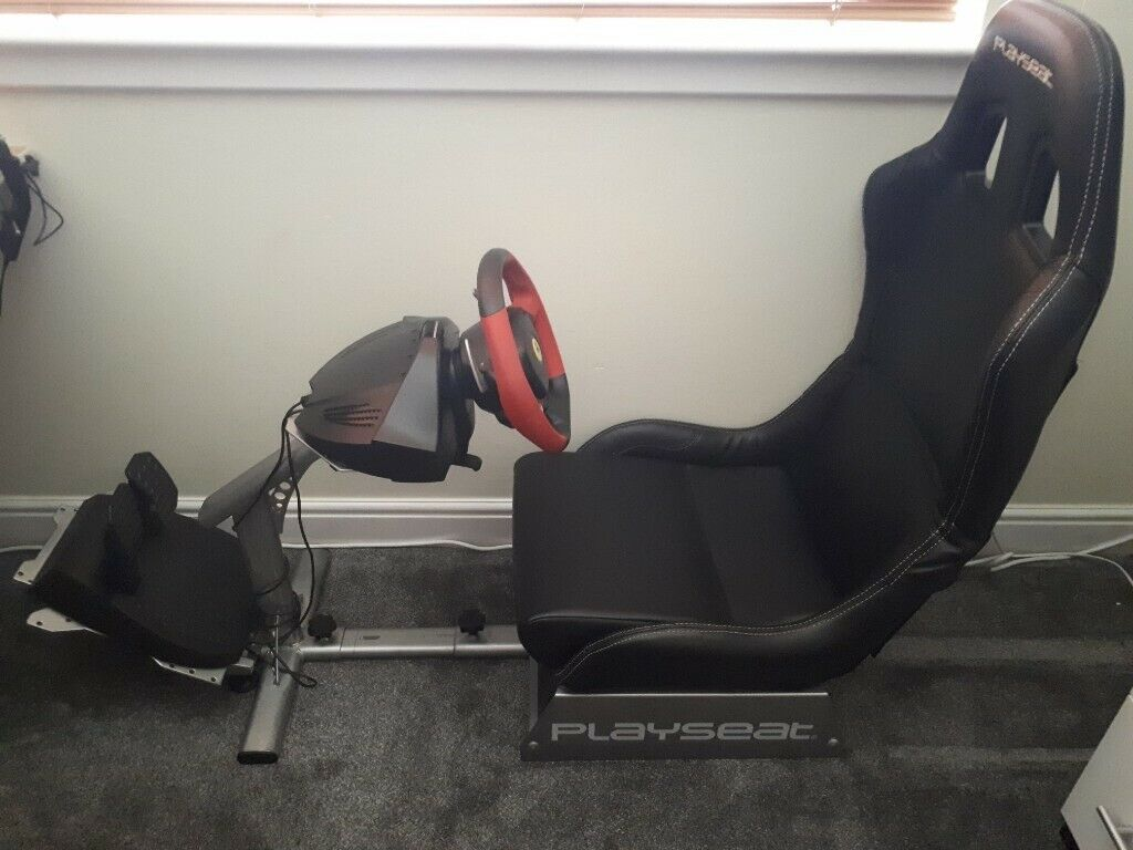 Stupendous Playseat Evolution Now Sold Great Condition Gaming Chair 150 275 New In Kilwinning North Ayrshire Gumtree Pdpeps Interior Chair Design Pdpepsorg