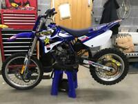 2004 Yz85 Big wheel