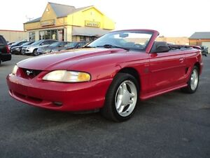 1994 Ford Mustang GT 5.0 L Convertible