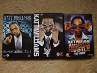 Katt Williams DVD's (mix of 3 DVD's)