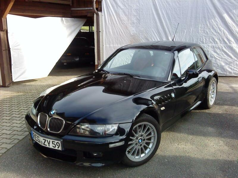 bmw z3 coupe in bayern zachenberg bmw z3 z4. Black Bedroom Furniture Sets. Home Design Ideas