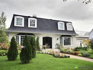 385 000$ - Maison 2 étages à vendre à Trois-Rivières