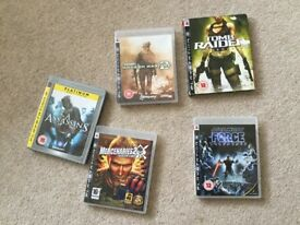 Playstation 5 games for sale