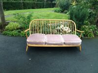 ##SOLD## Ercol Windsor 3 seater settee