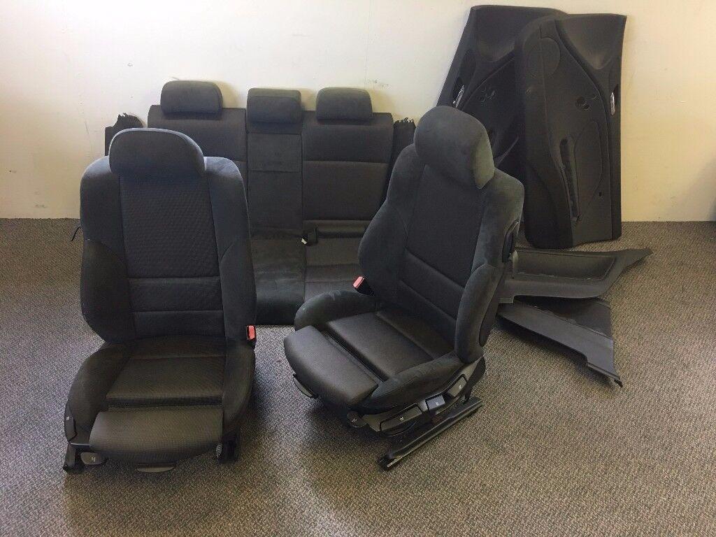 Bmw 3 5 7 X Series Interiors Seats Door Panels Leather Sport Alcantara E34 E36 E38 E46 Z3