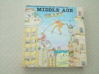 Board Game Middle Age Crazy - hardly used.