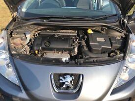 Peugeot 207 1.4 Litre, Low Mileage. 1 year MOT plus FSH