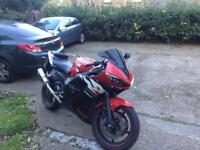 2007 Yamaha r6 5sl open to offer 14k milage