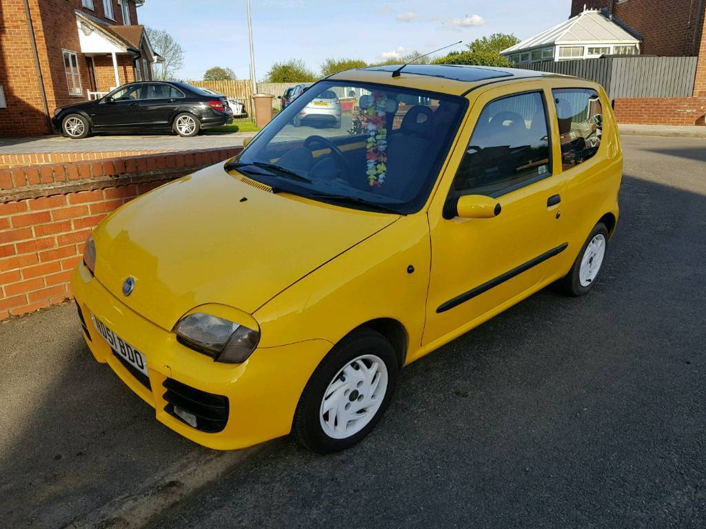 used miles owner ashurst hatchback sporting seicento from fiat in cars new media