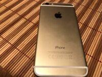 Iphone 6, Gold 16 GB