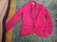 Womans blazer, size 10