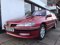 Peugeot 406 1.8 LX Family 5dr (a/c) 7 SEATER ESTATE
