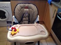High Chair - Fisher Price Brand
