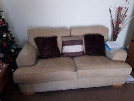 Sofas x2 ..Good condition