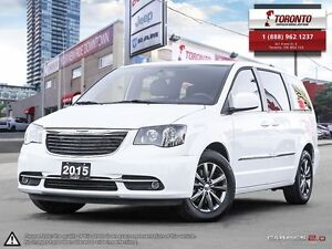 2015 Chrysler Town & Country ***S***DUAL DVD***ONLY 26000KMS***