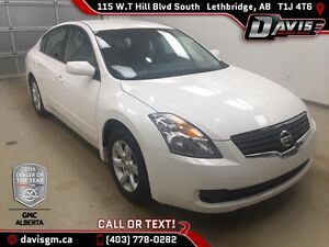 Used 2008 Nissan Altima 2.5 S-Heated Seats, Clean Carproof