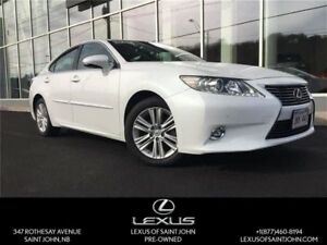 2015 Lexus ES 350 Nav and Back Up Cam