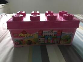 Duplo pink box of fun