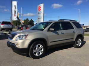 2009 GMC Acadia SLE ~Low Low Km's ~Powerful V-6 ~Top Safety Scor