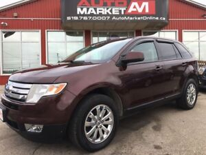2010 Ford Edge SEL, Alloys, Leather, WE APPROVE ALL CREDIT
