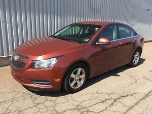 2012 Chevrolet Cruze LT Turbo LOTS OF LIFE AND LOTS OF PEP IN...