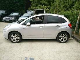 Citroen C3 Exclusive, 1.6 petrol, 2010 manual, 42k