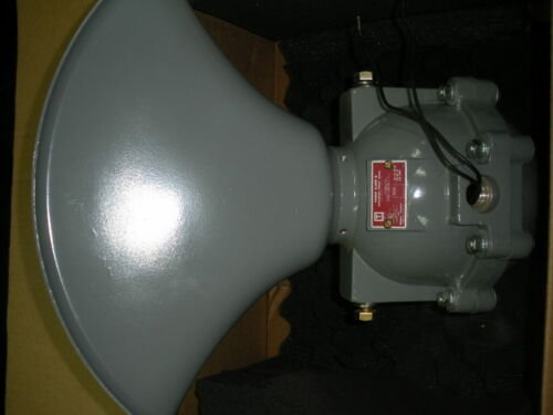 alarm horn siren Tomar 1002EP Power Alarm II explosion proof 24V ac/dc 105db
