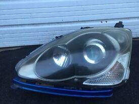 Honda civic 2001-2005 sport/ type r facelift headlight passenger side