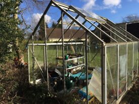 Green House - need some glass