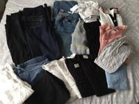 Size 12 maternity clothes
