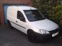 Vauxhall Combo Van, excellent condition