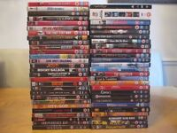 Job Lot of DVDs - Movie Collection - 59 Films