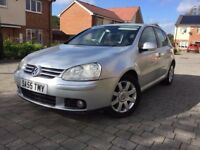 2006 55 vw golf 2.0 gt tdi 140 bhp 6 speed excellent condition service history
