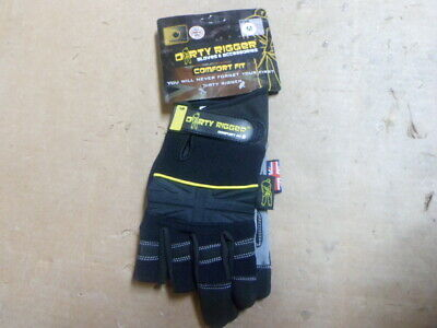 DIrty Rigger Sub-Zer0 SUB ZERO SUB 0 Cold Weather Gloves UK Longer Cuff Stage