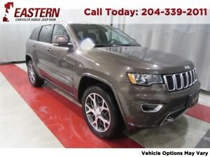 2018 Jeep Grand Cherokee Limited LOADED LUXURY LEATHER MOON ROOF