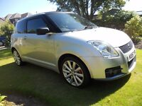 2007 Suzuki Swift Sport 1.6 VVTI